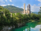 Cementificio sull'Isonzo