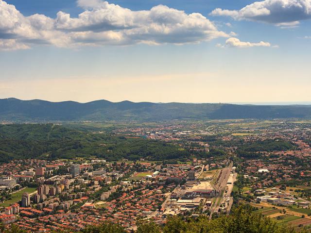 Gorica in Nova Gorica